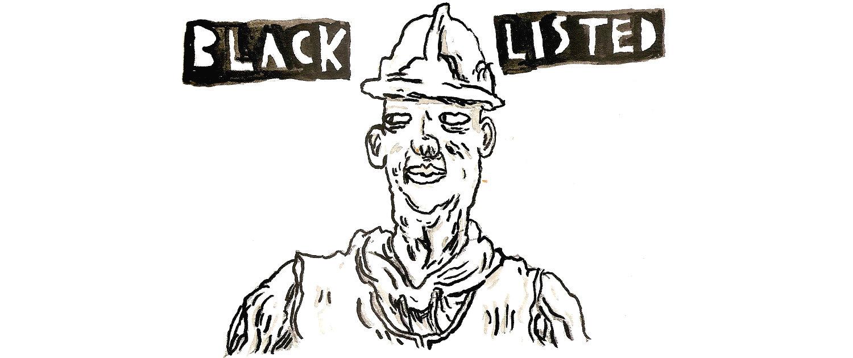 Black listed worker