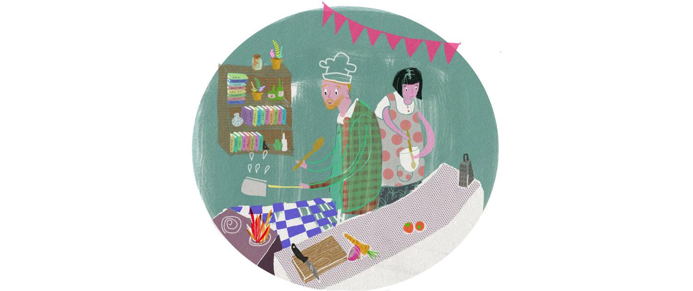 Illustration: Sophie Filomena