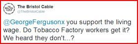 Ferguson tweet 1