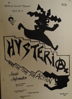 Hysteria 1984