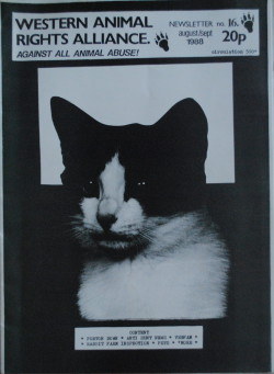 Western Animal Rights Alliance 1988