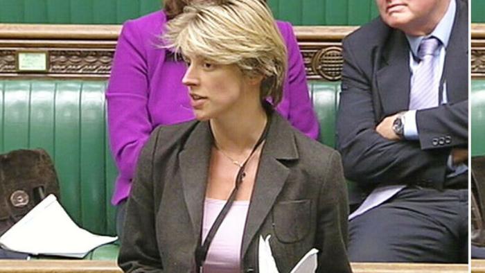 Ex- MP Charlotte Leslie on social media in politics - BBC News