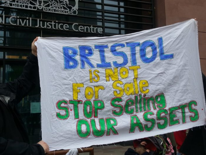 bristol is not for sale avonmouth