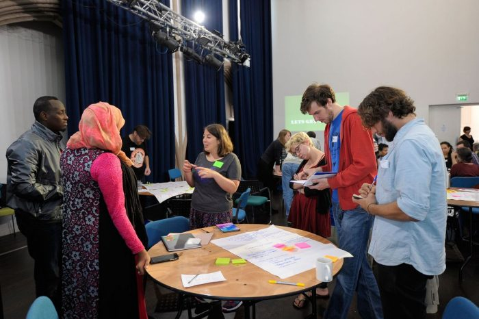 Bristol Refugee Hack Day 3 (2)