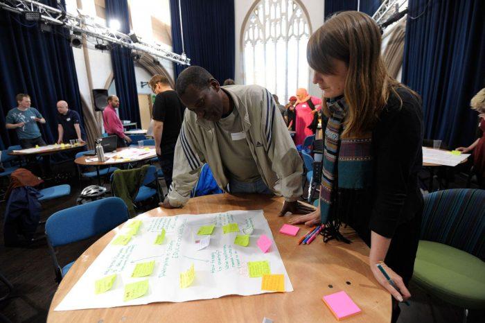 Photo: Bristol Refugee Hack Day