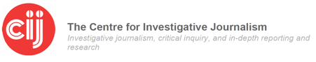 Center for Investigative Journalism Logo
