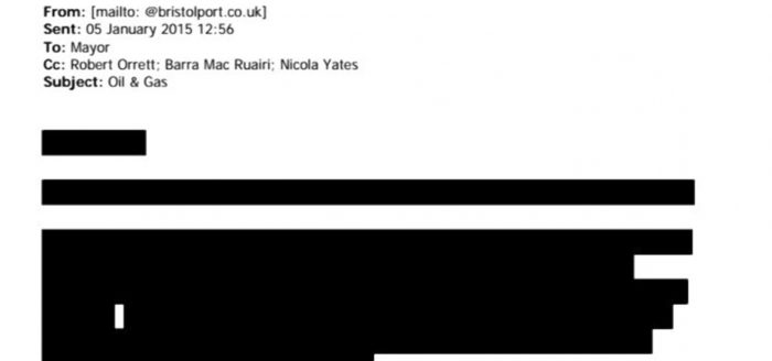 The kinds of documents we got from an FOI