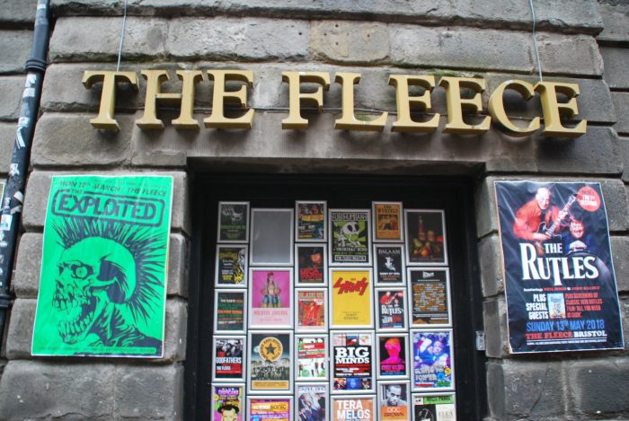 the door way of the fleece