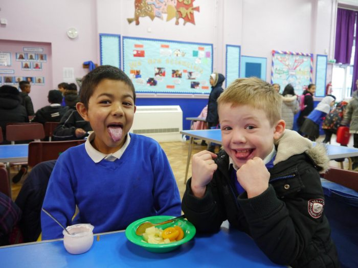 Ayaan-and-Ben-at-Millpond-Primary-Breakfast-Club